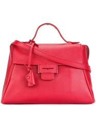Myriam Schaefer Small 'Baby Byron' Tote Red