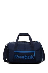 Reebok Se Small Grip Duffel Blue