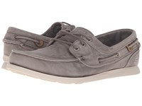 Skechers Relaxed Fit Eris Inaldo Light Gray Canvas Men's Shoes