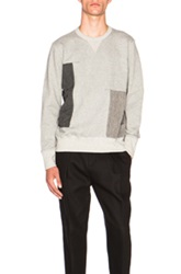 X Merz B. Schwanen Sweater In Gray