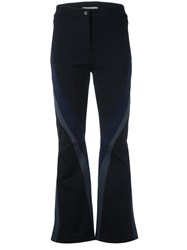 Fendi Panelled Ski Trousers Black