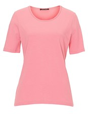 Betty Barclay Short Sleeved T Shirt Pale Pink