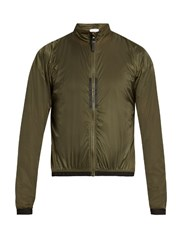 Huez Starman Performance Wind Jacket Khaki
