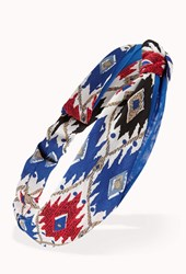 Forever 21 Knotted Southwestern Headwrap