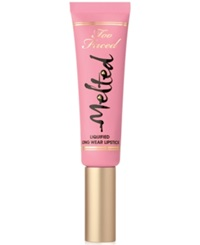 Too Faced Melted Liquified Long Wear Lipstick Melted Peony