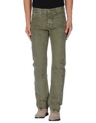 Parasuco Cult Casual Pants Military Green