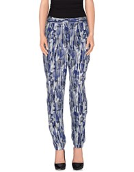 Selected Femme Trousers Casual Trousers Women Bright Blue