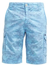Petrol Industries Shorts Blue Topas Turquoise