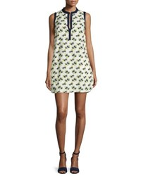 Tory Burch Floral Print Beach Dress New Ivory New Ivory Avalon