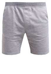 Kiomi Tracksuit Bottoms Light Grey Mottled Grey