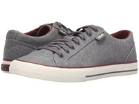 Teva Roller Washed Canvas Grey Men's Shoes Gray