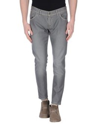 S D Side Denim Pants Dove Grey
