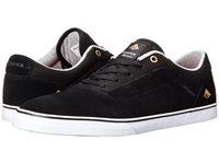 Emerica The Herman G6 Vulc Black White Men's Skate Shoes