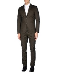 Obvious Basic By Paolo Pecora Suits Black