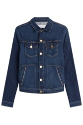 Frame Denim Le Jacket Jacket Blue