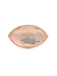 Irene Neuwirth Faceted Opal Ring White