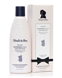 Noodle And Boo Newborn 2 In 1 Hair And Body Wash 8 Oz.