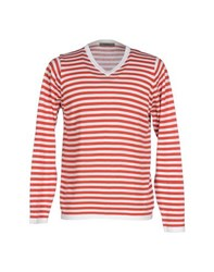Karl Lagerfeld Lagerfeld Knitwear Jumpers Men Red