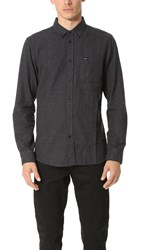 Rvca That'll Do Twist Shirt Pirate Black