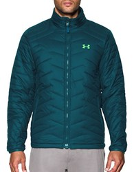 Under Armour Coldgear Reactor Packable Quilted Jacket Nova Teal