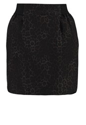 Naf Naf Egraou Mini Skirt Imprime Multicoloured