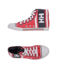 Helly Hansen High Tops And Trainers Red