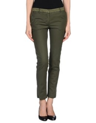 G.T.A Sport G.T.A. Pantalonificio Casual Pants Dark Green