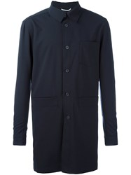 Libertine Libertine 'Real Light' Coat Blue