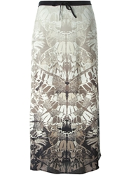 Lily And Lionel Lily And Lionel 'Papillo Stone' Maxi Skirt