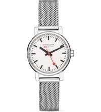 Mondaine A6583030111sbv Evo White Watch