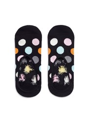 Happy Socks Big Polka Dot Liner Multi Colour