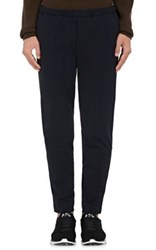 Barneys New York Men's Tech Twill Pants Black