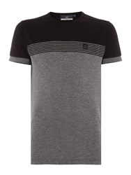 Duck And Cover Kaon T Short Black