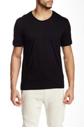 Shades Of Grey Perfect Pocket Tee Black