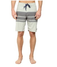 Volcom Static Division 20 Boardshort Silver Birch Men's Swimwear Multi