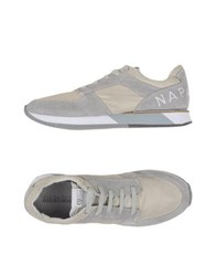 Napapijri Footwear Low Tops And Trainers Men Beige