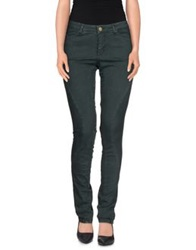 Superfine Denim Pants Deep Jade