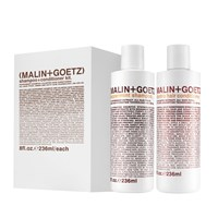 Malin Goetz Peppermint Shampoo And Cilantro Conditioner Set White