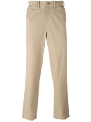 Issey Miyake Men Classic Chinos Nude And Neutrals