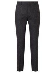 John Lewis Kin By Wool Mix Trousers Grey
