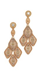 Miguel Ases Emily Earrings Gold