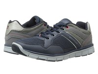 Tommy Hilfiger Kingsbury Navy Men's Lace Up Casual Shoes