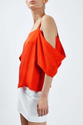 Boutique Off The Shoulder Top By Tangerine