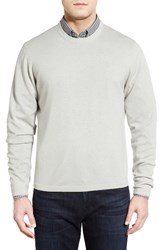 Men's Cutter And Buck 'Bosque' Wool And Cashmere Crewneck Sweater Shade