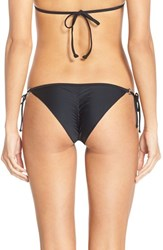 Women's Body Glove 'Smoothies Brasilia' Side Tie Bikini Bottoms