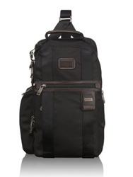 Tumi Bravo Greely Sling Backpack Black