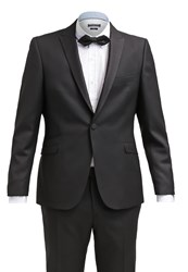 Strellson Premium Sign Silver Suit Black