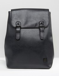French Connection Structured Backpack Black