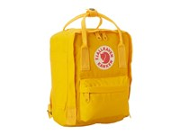 Fjall Raven K Nken Mini Warm Yellow Backpack Bags