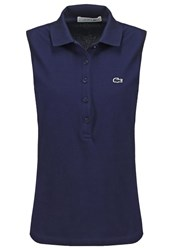 Lacoste Polo Shirt Marine Dark Blue